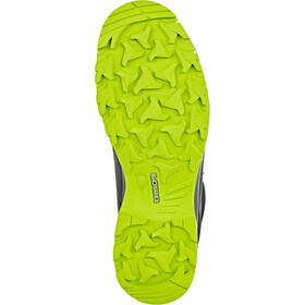 Lowa Irox GTX Chaussures Homme, black/lime